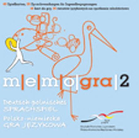 Dokumentbild memogra 2 - Deutsch-polnisches Sprachspiel
